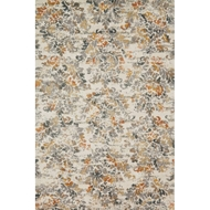 Loloi Torrance Area Rug - Ivory & Beige - 100% Microfiber Polyester