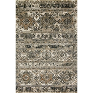 Loloi Torrance Area Rug - Taupe - 100% Microfiber Polyester