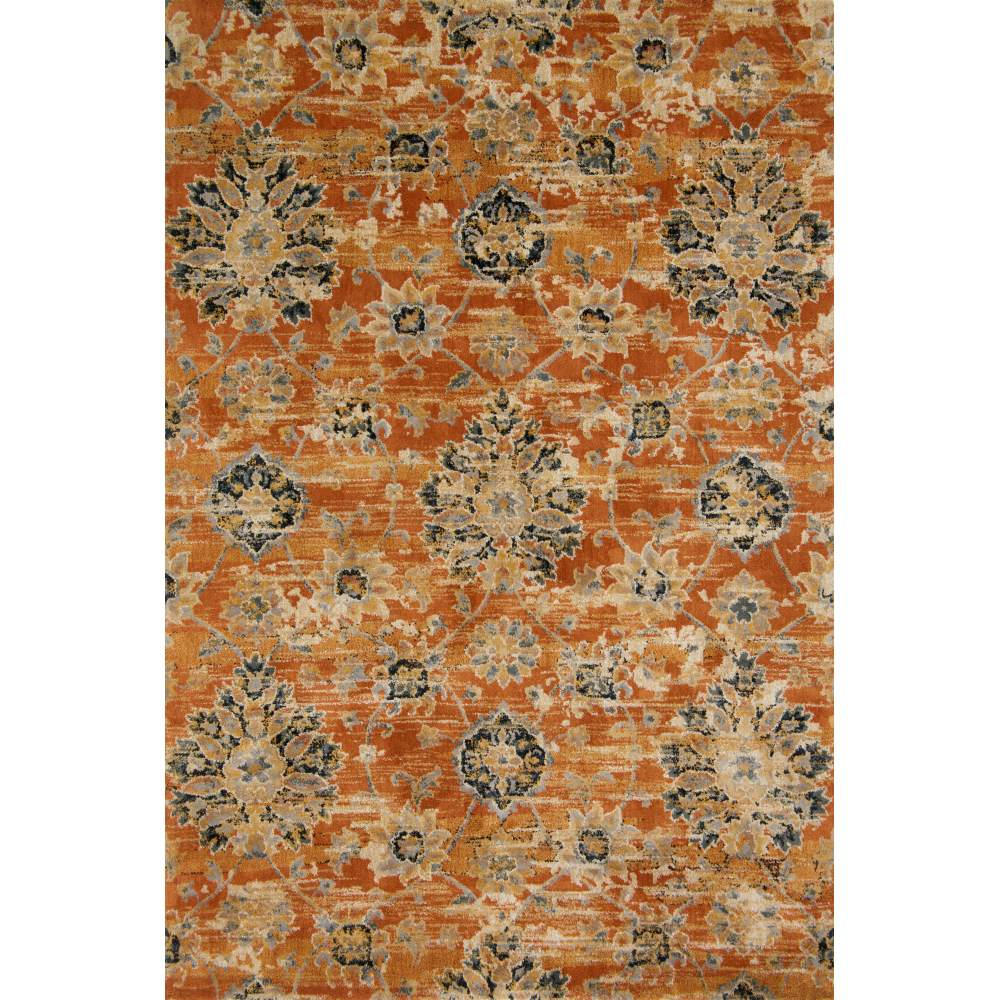 Loloi Torrance Rug Rust Tc 14 Transitional Area Rugs Free Shipping