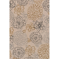 Loloi Vero Area Rug - Natural & Multi - 100% Jute