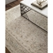 Room View - Loloi Loren Area Rug - Sand & Taupe - 100% Polyester