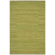Loloi Anzio Area Rug - Apple Green - 100% Wool