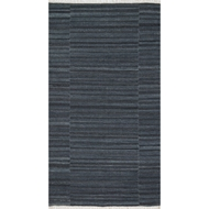 Loloi Anzio Area Rug - Charcoal - 100% Wool