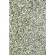 Loloi Callie Shag Area Rug - Teal & Multicolored Rug - 100% Polyester