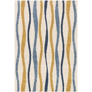 Loloi Enchant Area Rug - Ivory & Multicolored Rug - 100% Polypropylene