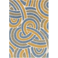 Loloi Enchant Area Rug - Multicolored Rug - 100% Polypropylene