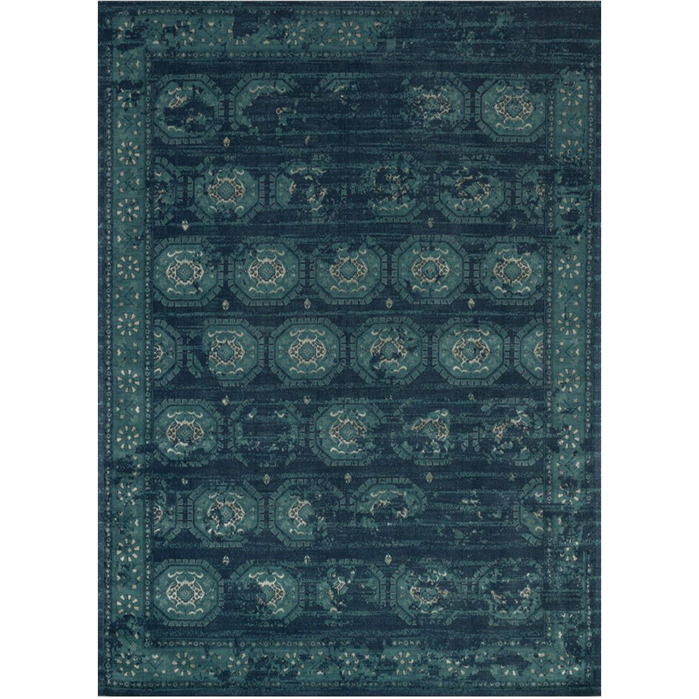 Preferred Loloi Journey Rug Navy & Blue JO-08 | Transitional Area Rugs XK38