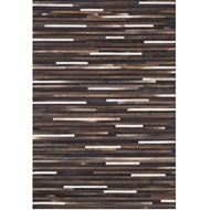 Loloi Promenade Area Rug - Multicolored Rug - 100% Cowhide