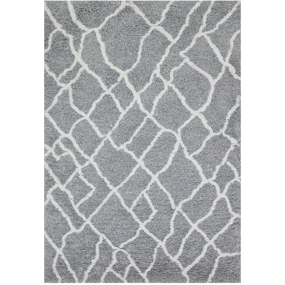 shaggy plush shiny shimmer grey living sparkle thick lurex carpet fluffy harmony pile modern large floor soft area throw room rug products black shag patterned bedroom gray charcoal silver