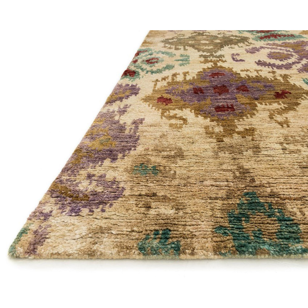 loloi xavier rug beige  multi xv  transitional area rugs -  loloi xavier area rug  beige  multicolored rug   jute