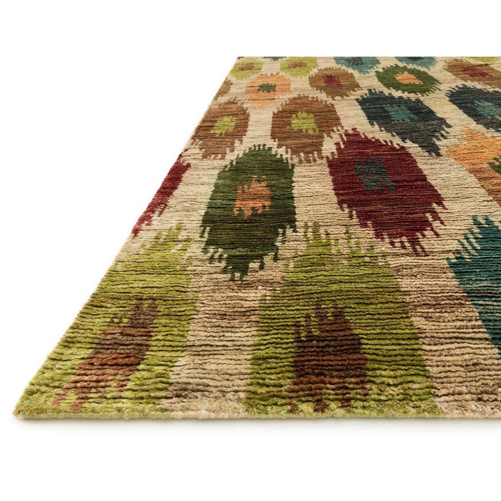 loloi xavier rug multi xv  transitional area rugs -  loloi xavier area rug  multicolored rug   jute