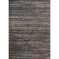 Loloi Dreamscape Area Rug - Slate & Orange Rug - Polypropylene & Polyester
