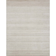 Loloi Haven Area Rug - Ivory & Natural 100% Viscose From Bamboo