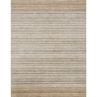Loloi Haven Area Rug - Silver & Gold 100% Viscose From Bamboo
