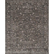 Loloi Josephine Area Rug - Pewter & Pewter - 100% Polyester
