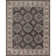 Loloi Josephine Area Rug - Charcoal & Taupe - 100% Polyester