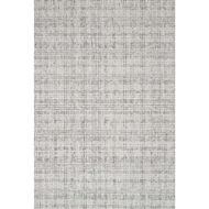 Loloi Klein Area Rug - Ivory & Charcoal Viscose & Wool & Polyester