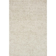 Loloi Klein Area Rug - Ivory & Natural Viscose & Wool & Polyester