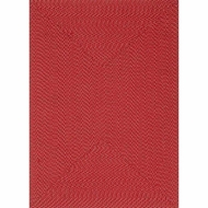 Loloi Wylie Area Rug - Red - 100% Polypropylene