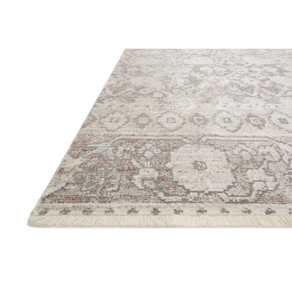 Magnolia Home Ophelia Rug by Joanna Gaines - Grey / Taupe