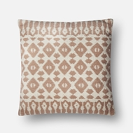 Magnolia Home by Joanna Gaines Blush & Ivory Pillow P1064 - Designer Pillow