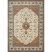 Magnolia Home Evie Rug - Ivory & Terracotta by Joanna Gaines