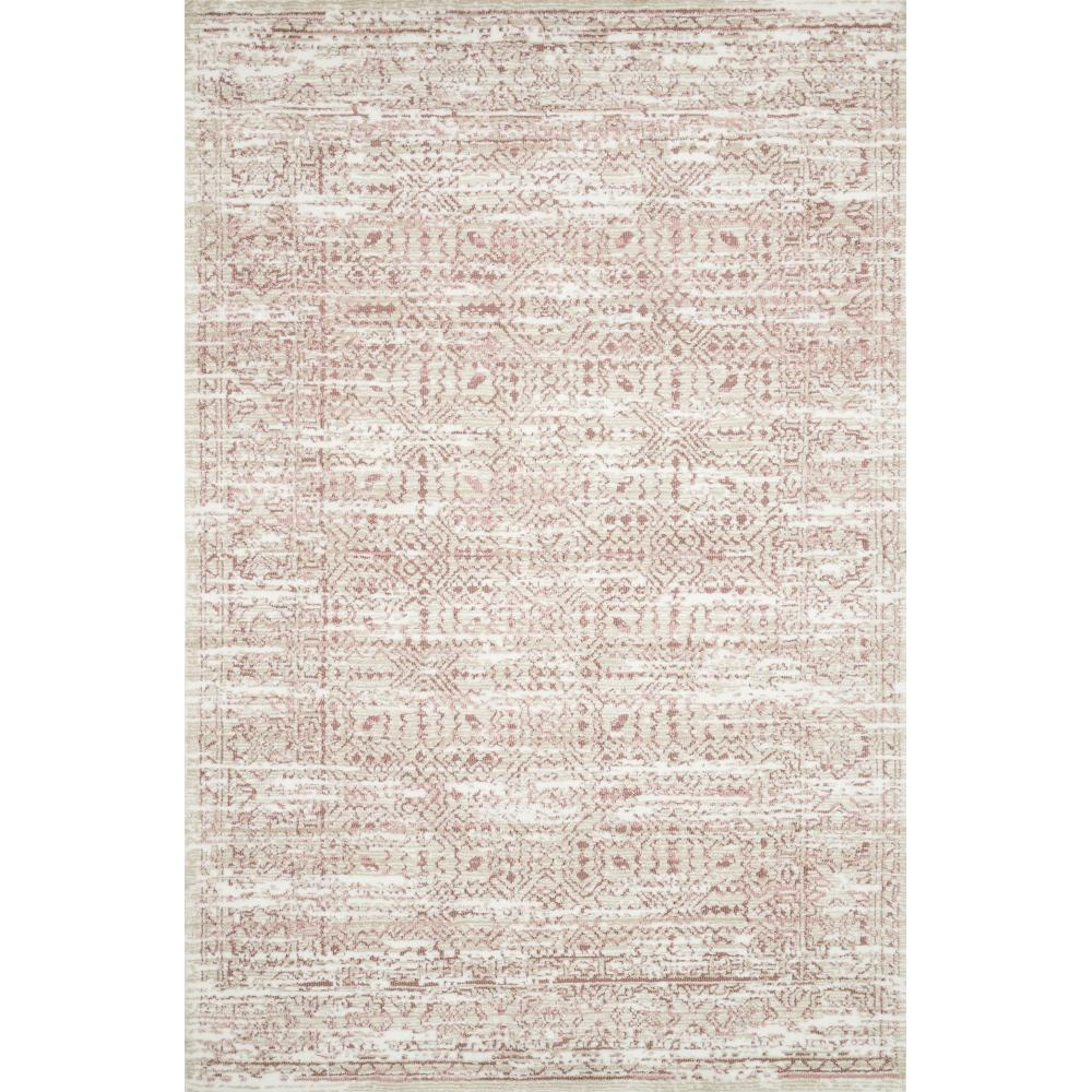 Magnolia Home Lotus Rug - Ivory & Blush by Joanna Gaines