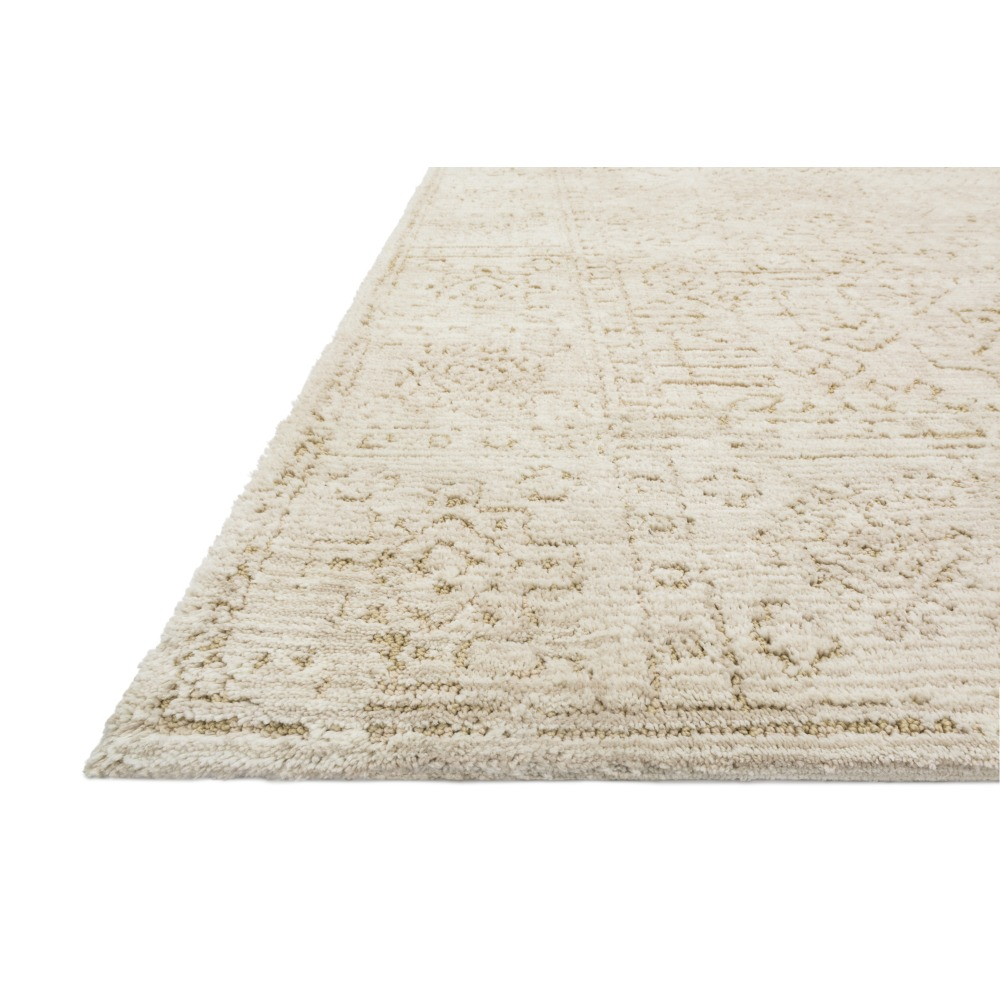 Magnolia Home Lotus Rug - Ivory & Cream by Joanna Gaines
