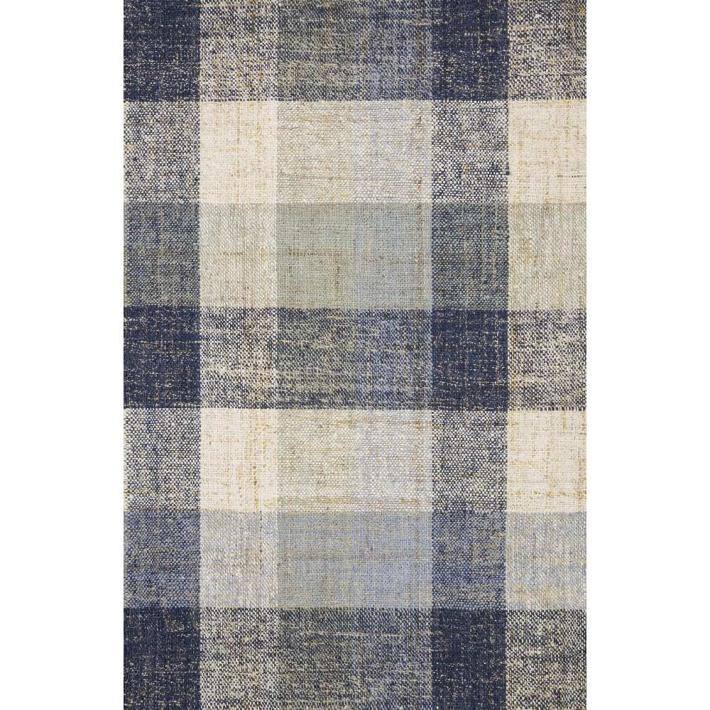 Magnolia Home Crew Rug - Blue & Multi by Joanna Gaines