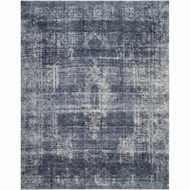 Magnolia Home Kennedy Rug by Joanna Gaines - Denim & Denim