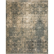 Magnolia Home Kennedy Rug by Joanna Gaines - Lagoon & Sand