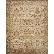 Magnolia Home Kennedy Rug by Joanna Gaines - Sand & Copper