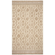 Magnolia Home Laine Rug - Blush & Natural by Joanna Gaines