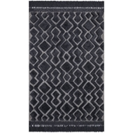 Magnolia Home Laine Rug by Joanna Gaines - Grey & Charcoal