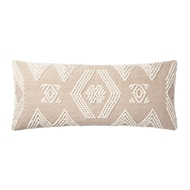 Magnolia Home by Joanna Gaines Sand & Ivory Pillow P1105 - Designer Pillow