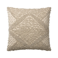 Magnolia Home by Joanna Gaines Natural Pillow P1106 - Designer Pillow
