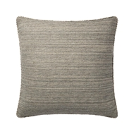Magnolia Home by Joanna Gaines Grey Pillow P1109 - Designer Pillow