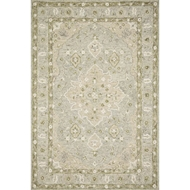 Magnolia Home Ryeland Rug by Joanna Gaines - Grey & Sage
