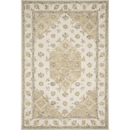 Magnolia Home Ryeland Rug by Joanna Gaines - Ivory & Natural