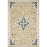 Magnolia Home Ryeland Rug by Joanna Gaines - Wheat & Multi