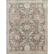 Magnolia Home Graham Rug - Blue & Multi by Joanna Gaines