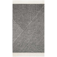 Magnolia Home Newton Rug - Charcoal & Ivory by Joanna Gaines