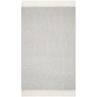 Magnolia Home Newton Rug - Lt Grey & Ivory by Joanna Gaines