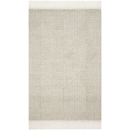 Magnolia Home Newton Rug - Sage & Ivory by Joanna Gaines