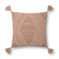 Magnolia Home by Joanna Gaines Blush Pillow P1125 - Designer Pillow