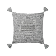 Magnolia Home by Joanna Gaines Grey Pillow P1125 - Designer Pillow