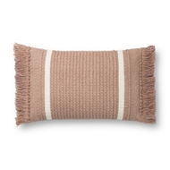 Magnolia Home by Joanna Gaines Blush Pillow P1128 - Designer Pillow