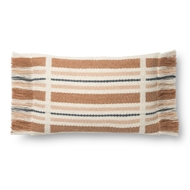Magnolia Home by Joanna Gaines Terracotta & Multi Pillow P1130 - Designer Pillow
