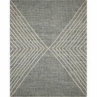 Magnolia Home Cora Rug - Indigo & White by Joanna Gaines