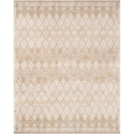 Magnolia Home Deven Rug - Ochre & Neutral by Joanna Gaines